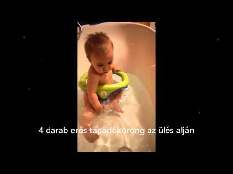 Rotho babydesign biztonsági fürdető ülés