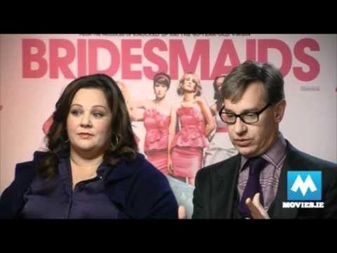 Melissa McCarthy & Paul Feig - Bridesmaids Interview