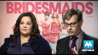 Melissa McCarthy & Paul Feig - Bridesmaids Interview