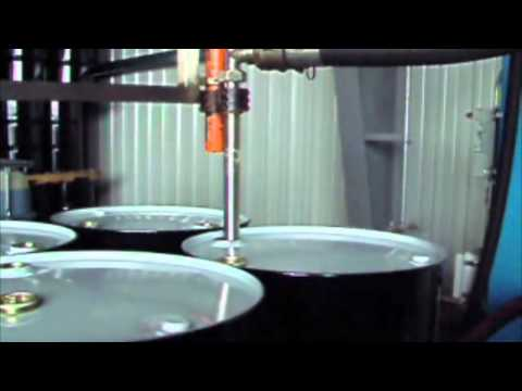Drum Filling Machine - Inline Filling Systems