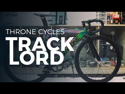 Throne Cycles | Track Lord (Trck Lrd) | DAN Fixed Gear | Vietnam