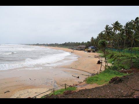 Explore Goa in Monsoon - Travel Vlog | Full HD