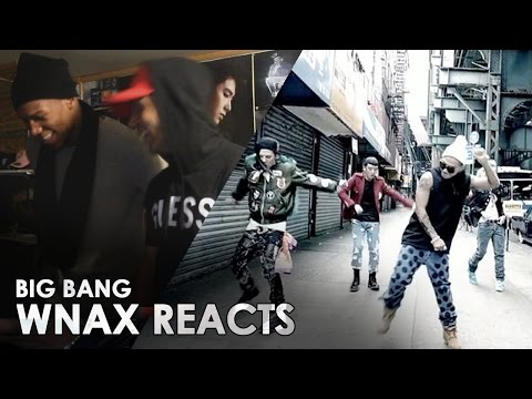 BIG BANG - BAD BOY [ REACTION VIDEO ] #wnax