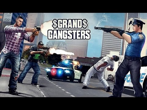 Grand Gangsters 3D - Android Gameplay HD