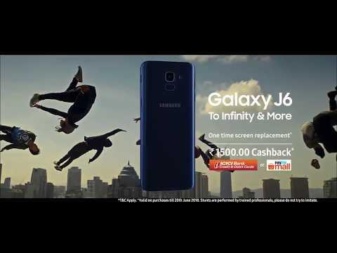 Samsung Galaxy J6 en Costa Rica