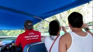 Phi Phi Krabi lagun