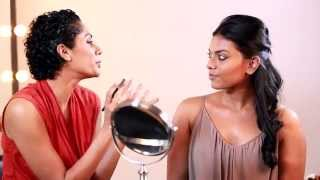 Glam Up With Pallavi: DATE MAKEUP LOOK