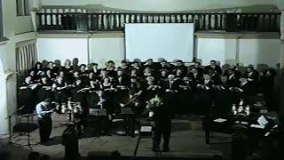 08/10/2000 - Lançamento CD de Natal - 29 Aniversário do Coral da Fraternidade
