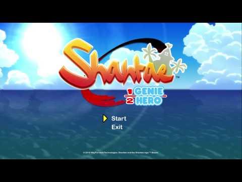 Shantae: Half-Genie Hero playthrough [PC Game] 100%