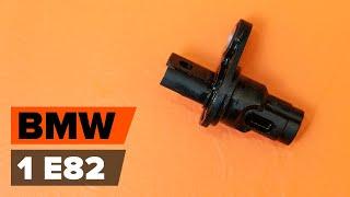 Como e quando mudar Sensor rotações da roda BMW 1 Coupe (E82): vídeo tutorial