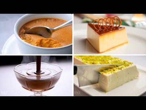 4 Easy & Delicious Pudding Recipes