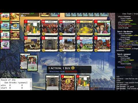 Dominion Online Championships ro256 - Dan Brooks vs. ryanwnzl