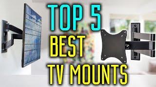 Best TV Wall Mounts of 2018 - Best Full Motion TV Wall Mount