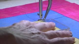 APQS Video Tutorial: Longarm Ruler Tips