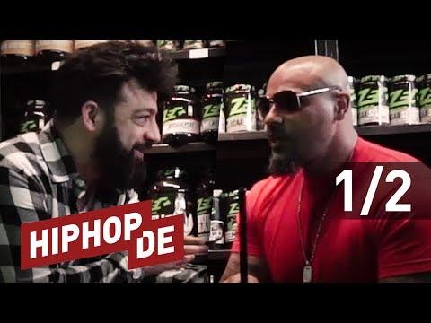 "Massiv aka Latif: ""4 Blocks"", neue Staffel, ""BGB X""-Secret, Fler, Farid & Beef (Interview) #waslos"