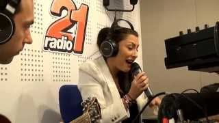 Andra - Over the rainbow, inevitabil va fi bine (Live @ PatruLa 21)