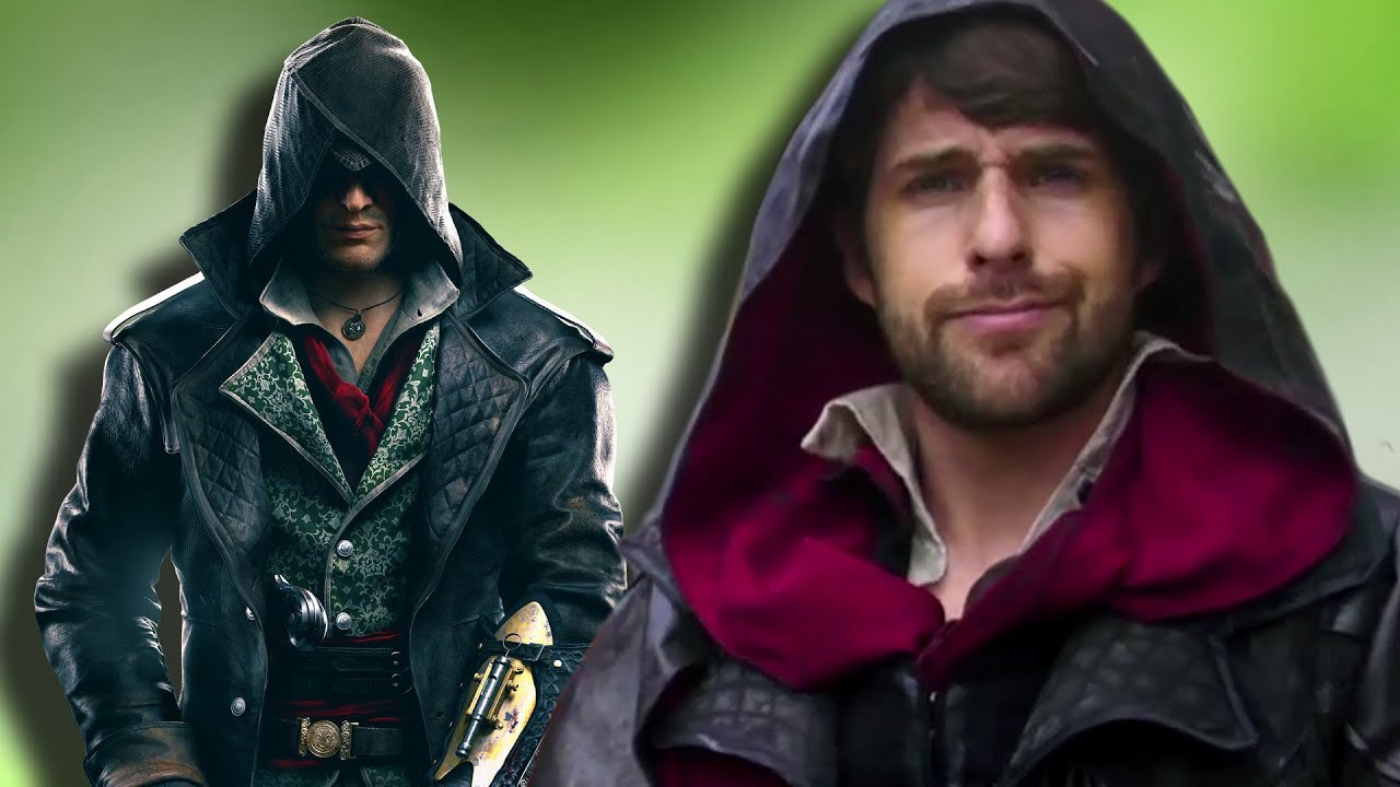 REAL LIFE ASSASSIN'S CREED - YouTube