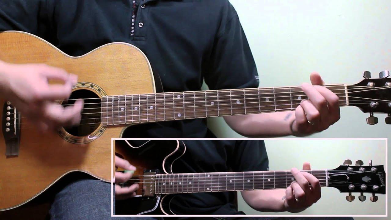 cnblue ì ì ë ë love is ë ë ì ì guitar playthrough cover