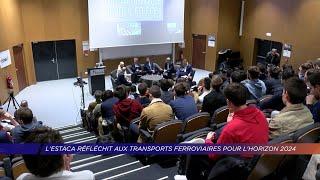 Yvelines | L'Estaca réfléchit aux transports ferroviaires pour l'horizon 2024