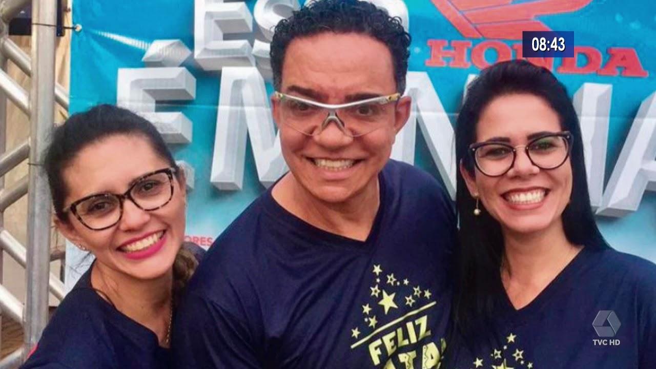 Coluna Social do Jornal do Povo, homenageia Dinho Costa