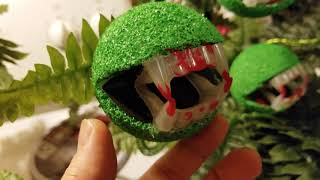 Halloween project: carnivorous plants!