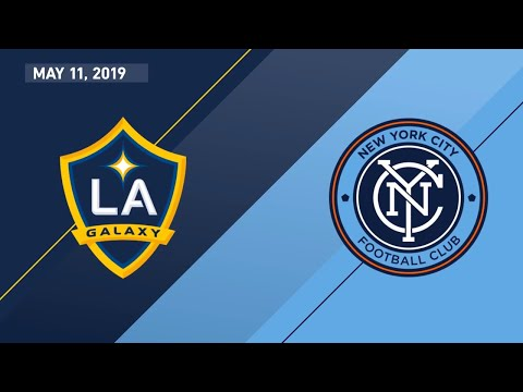Highlights | LA Galaxy 0-2 NYCFC