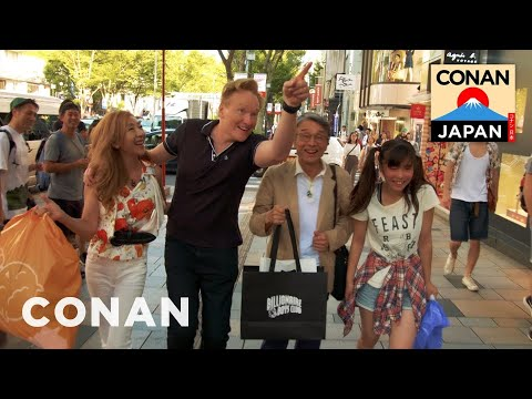 Lewis & Logan - Conan Rents a Japanese Family