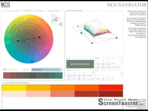 Demo of NCS Navigator