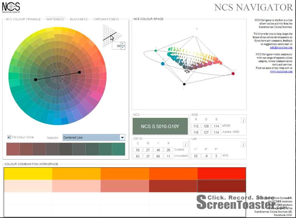 Demo Of Ncs Navigator Youtube