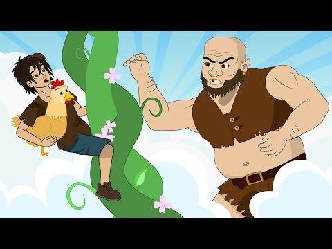 Jack et Le Haricot Magique - dessin animé en français - Conte pour enfants avec les P'tits z'Amis