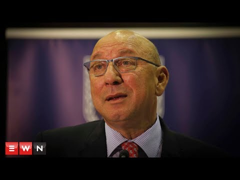 Trevor Manuel delivers keynote address at Makgoba Trust Public Lecture