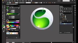 دروس تصميم شعار   انشاء شعار SONY بواسطة Adobe Illustrator CS6