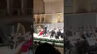Москва Концертный зал Чайковского 19.11.2017.