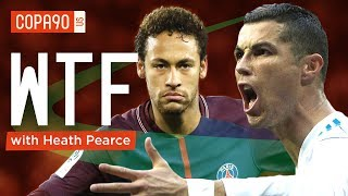 Which Champions League Giant Is Getting Smashed First?   Walk Talk Football