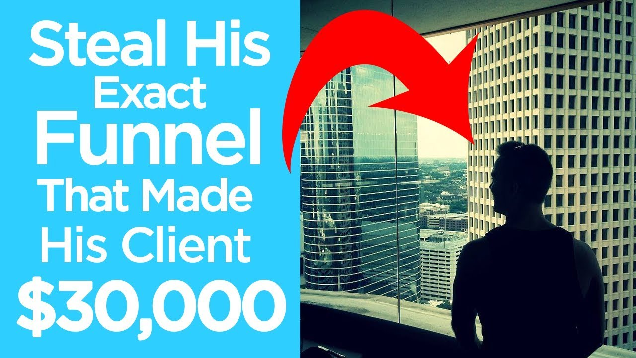 How to Make a Car Dealership $30,000 Using Facebook Ads & Click Funnels | Alex Lytvynchuk