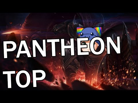 League of Legends – Pantheon Top – Full Gameplay Commentary