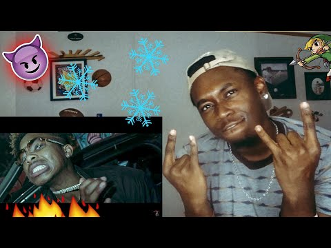 HIS CHAIN TOO ICEY FOR HIS NECK🔥😈❄️ RUBBIN' OFF THE PAINT BY PONTIACMADEDDG REACTION