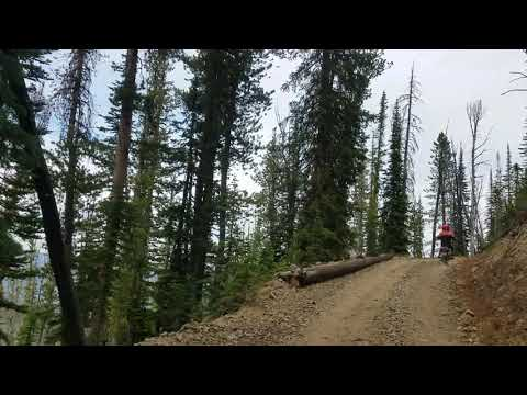Cinnabar Idaho Trail