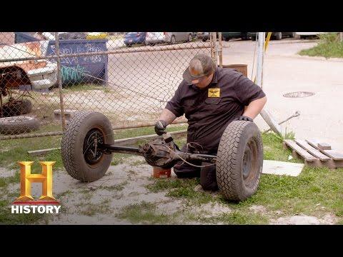 Big Easy Motors: Meet Devin, the New Guy | History