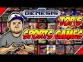 Top 5 Sega Genesis Sports Games
