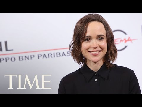 Actress Ellen Page Accuses Bret Ratner Of Outing Her: 'Make Her Realize She's Gay'  TIME