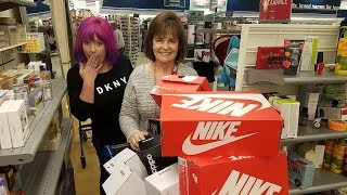 Retail Arbitrage With Theresa Cox For eBay And Amazon At Marshalls Ross Burlington