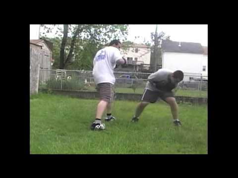 Sparring Liver Shot KO (2008)