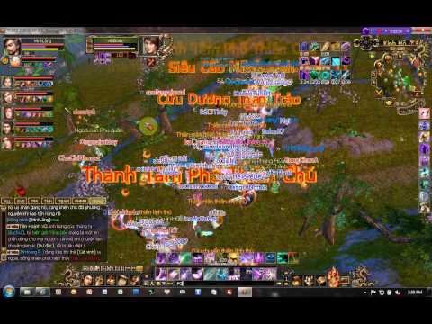 [TLBB] [PhieuPhong] Clip pk lien minh sv LAK