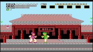 Jouons au NES en français! : Flying Dragon
