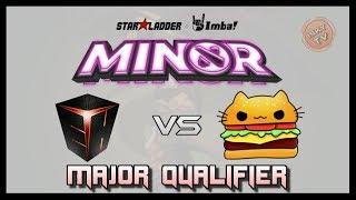 EHOME vs Team Anvorgesa / Bo3 / StarLadder ImbaTV Dota 2 Minor Season 2 / Dota 2 Live