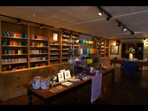 Tea Talk, Episode 4 [SPECIAL]: Tour of Harney & Sons' Millerton Store