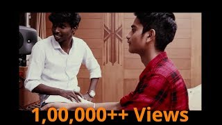single-pulla-tamil-album-song-dhinesh-dhanush-r-niranjchan
