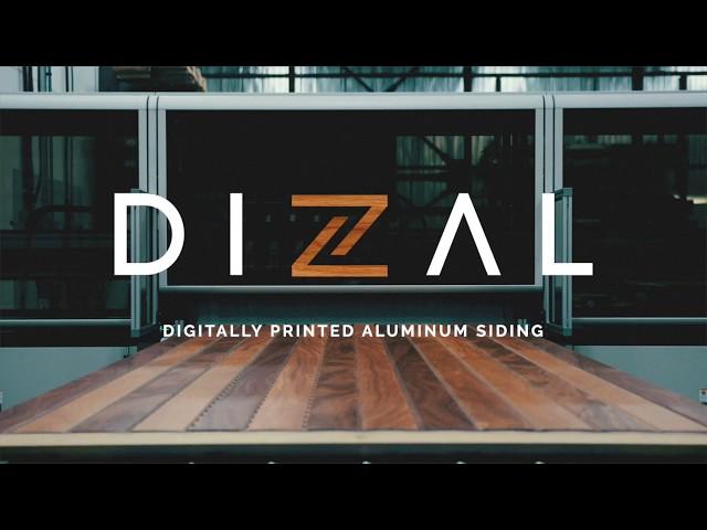 Dizal - Digitally Printed Aluminum Siding