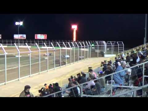 Randi Goins-B Modified Heat Race 4/22/16 @ Outlaw Motor Speedway